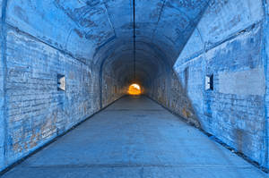 Tunnel of Redemption by boldfrontiers