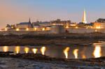 Saint-Malo Twilight III by boldfrontiers