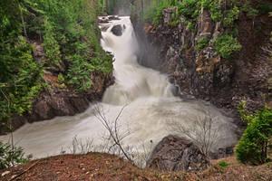 Dorwin Falls by boldfrontiers