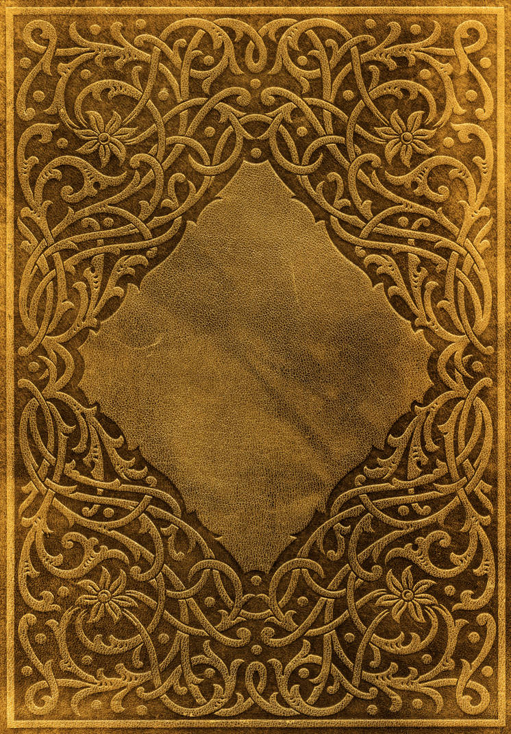 Vintage Ornamental Book Cover by boldfrontiers