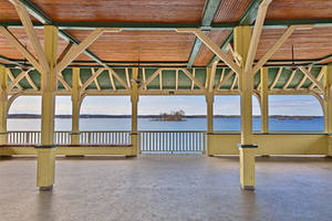 Wellesley Island Pavilion by boldfrontiers