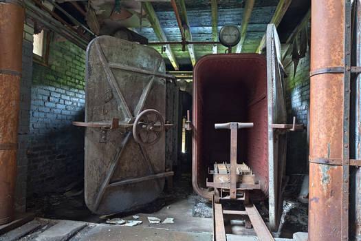 Abandoned Silk Mill II