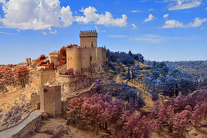Alarcon Castle - Inca Summer Fantasy