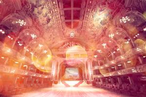 Blackpool Bokeh Ballroom (freebie)