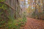 Fall Power House Trail