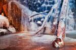 Frozen Avalon Fantasy Falls