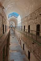 Prison Corridor by boldfrontiers