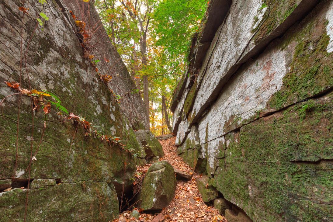 Gettysburg Grotto by somadjinn