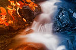 Stream of Fire and Ice