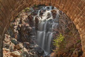 Hadlock Arch Falls by boldfrontiers