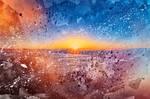 Acrylic San Francisco Sunrise