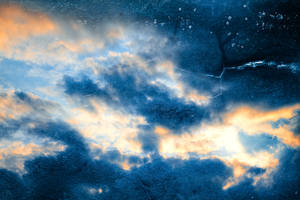 Celestial Grunge Clouds by boldfrontiers