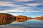 Autumn Liberty Reservoir