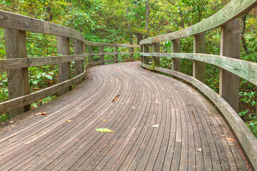Boardwalk Storybook Trail