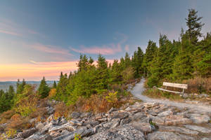Spruce Knob Twilight Trail by boldfrontiers