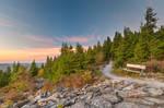 Spruce Knob Twilight Trail by boldfrontiers
