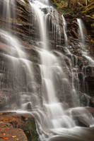 Ganoga Autumn Falls by boldfrontiers