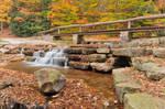 Autumn Roadside Cascades
