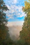 Misty Mountain oVerlook