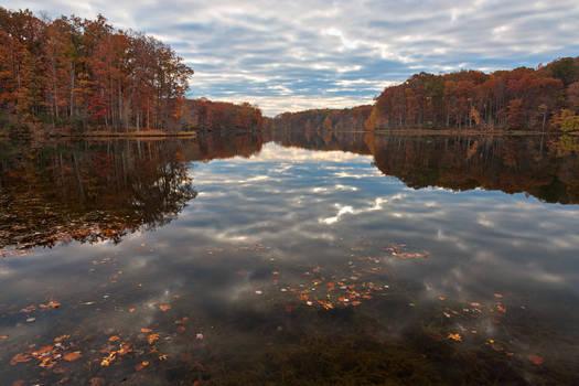 Seneca Fall Reflections II by boldfrontiers