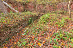 Seneca Mill Fall Ruins by boldfrontiers