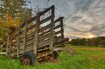 Gettysburg Sunset Decay