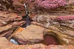 Adams Triangle Falls - Pastel Fantasy