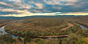 Potomac Horseshoe Bend (freebie)