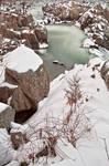 Winter Jade Falls II