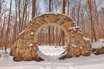 Winter Celtic Eye Trail