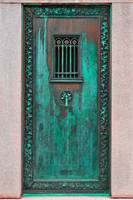 Mausoleum Door by boldfrontiers