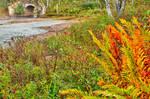 Rustic Pendleton Autumn
