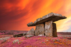 Poulnabrone Pastel Rapture by boldfrontiers