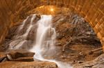 Golden Arch Hour Falls