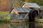 Autumn Mabry Mill