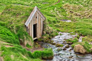 Turf Water House (freebie) by boldfrontiers