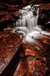 Low Key Autumn Falls