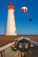 Point Prim Air Balloons by boldfrontiers