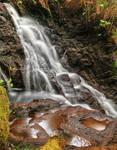Dolwyddelan Puddle Falls