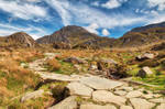 Cwm Idwal Mountain Trail by boldfrontiers