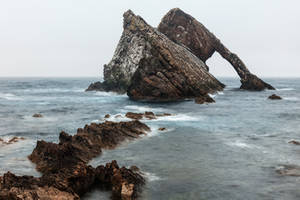 Bow Fiddle Rock by boldfrontiers