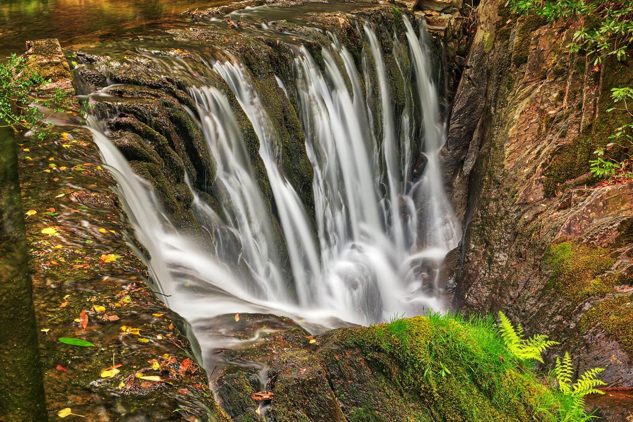 Dyfi Falls