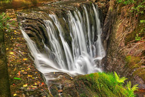 Dyfi Falls by boldfrontiers