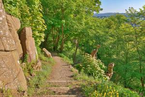 Decapitation Trail (freebie) by boldfrontiers