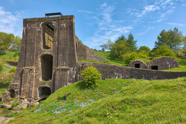 Blaenavon Water Tower by boldfrontiers