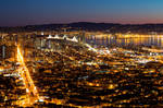 San Francisco Dawn Lights