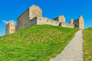 Ruthven Barracks (freebie) by boldfrontiers