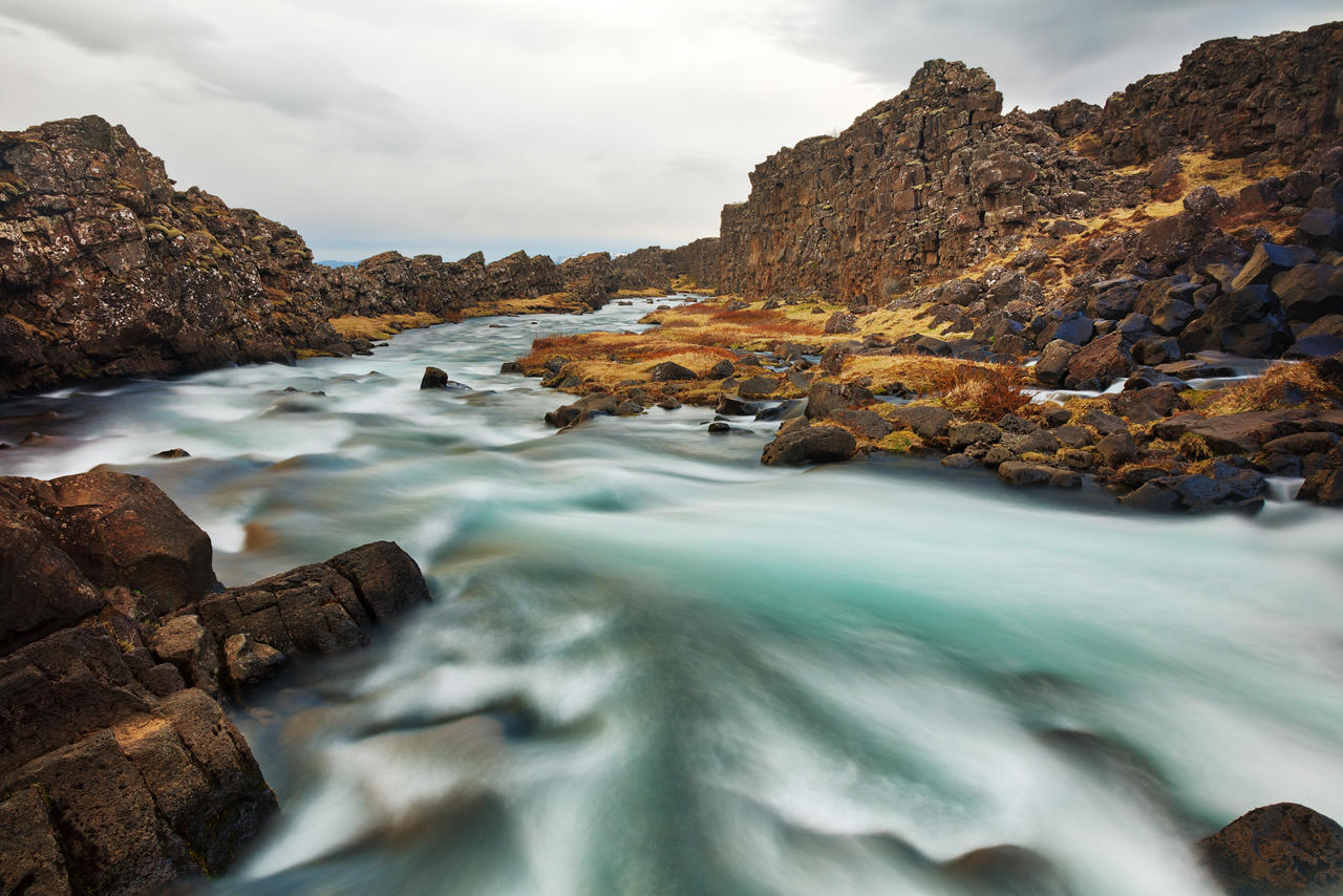 Oxara River by boldfrontiers