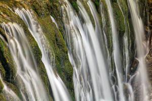 Dyfi Slit Falls by boldfrontiers