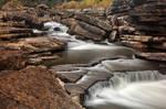 Rugged Caney Fork Cascades
